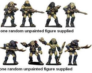 Predator/Terminator/Zombies selection Mark Copplestone 28mm metal figures new