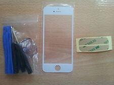 Kit riparazione completo Vetro di Schermo Digitale Bianco per Iphone 5 5S 5C