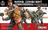 Meng Model HS-010 1/35 Imperial German Army Stormtroopers
