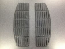 SET Floorboard Rubbers Harley Softail Heritage Springer FatBoy FLH Electra Glide