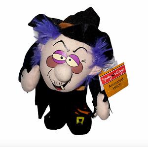 "Spooky Village Plush 12"" Halloween Witch Plush Animated Sings Dances Kids"