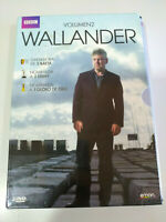 Wallander Volume 2 Kenneth Branagh - 3 x DVD Español Ingles