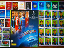 Complete Panini Champions League 2010 2011 Loose Stickers Set and Empty Album