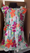 GIRL'S CARTERS TROPICAL JERSEY DRESS - Age 5