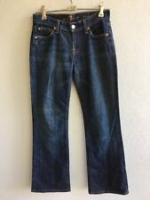 7 For All Mankind Women's Size 25 Bootcut Jeans