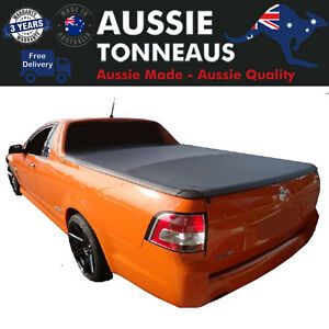 Clip On Tonneau Cover for Holden Commodore VE VF UTE (2007-2018)