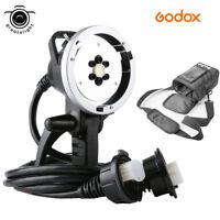 Godox AD-H1200B Off-Camera Flash Head +Bag for Godox AD600B/M/BM Bowens Mount
