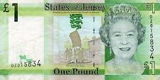 Channel Islands & Isle of Man Replacement Banknotes