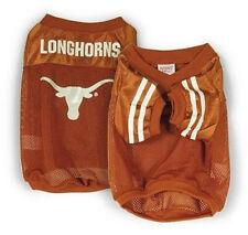 Sporty K-9 Ncaa Texas Longhorns Football Dog Jersey