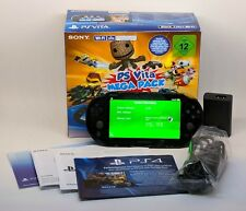 Sony Playstation PS Vita 8GB Schwarz **Firmware 3.65** in OVP Kratzerfrei!!