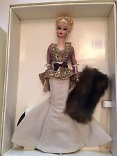 "BARBIE SILKSTONE ""CAPUCINE"" ROBERT BEST GOLD LABEL FROM 2002"