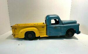 Vintage 1950's  Structo Pickup Truck  Pressed Steel