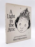 "A Light in the Attic - Stated ""FIRST EDITION"" - 1st Printing - SILVERSTEIN 1981"