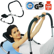 CRIVIT AB Roller Abdominal Machines Crunch Fitness Exercise Machine