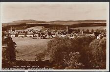 Scotland Postcard - Doune From The Castle    DP778