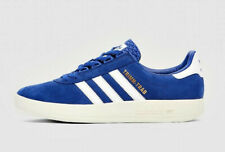 bnib Adidas Trimm Trab UK 12  Rivalry Pack blue white  BD7628