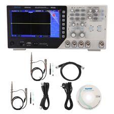 Hantek DSO4102C Digitale Oscilloscopio LCD DDS Signal Generator 2CHs 100MHz