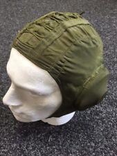 Russian / Soviet Union era Cloth Flying Helmet with Mannequin Head