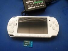 Sony white PSP 2000 cfw 6.61 fully working with charger