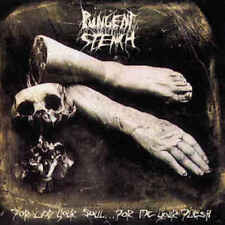 Pungent Stench – For God Your Soul For Me Your Flesh 2x LP Grey Vinyl (2018)