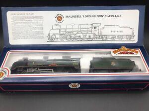 "Bachmann 31-405 Lord Nelson Class ""Sir Walter Raleigh"""
