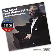 Hans Hotter - The Art Of Hans Hotter Vol.II (Decca Most Wanted Recitals) [CD]