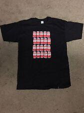 Huf Beer T-Shirt Mens Size L Skateboard SF Wait What