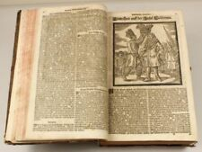 Original Antiquarian & Collectable Books in German Pre-1700 Year Printed