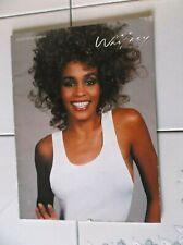 Whitney Houston Songbook Whitney i wanna dance sheet music New Rare 1987 Cpp Bel