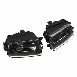 For BMW 97-00 E39 5-Series 97-01 Z3 Fog Lights Bumper Driving Lamps Left+Right