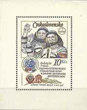 Timbres Cosmos Tchécoslovaquie BF46 ** lot 3410
