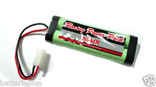 Akku RC Racing-Pack 7,2V 5000mAh Ni-MH Modelbau mit Tamiya-Stecker Power-Pack