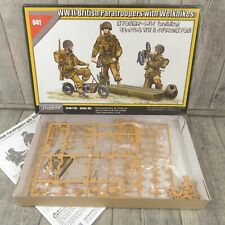 TRISTAR 041 - 1:35 - WW II British Paratroopers with Welkbikes - OVP - #AN46324