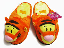 Tigger Orange Slippers Shoes Pooh #D US 6-10 UK 4-8, EU 36-42 One size fits most