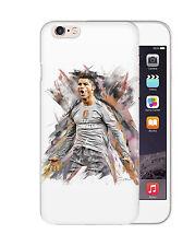 Cristiano Ronaldo Football Caoutchouc Coque En Plastique De TéléPhone Coque pour