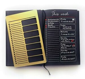 Bullet Journal Stencil, This week, Planner Stencil, Bullet Stencils for