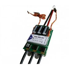YGE  Brushless 200A HV ESC with Heatsink for 700 Size RC Helicopter