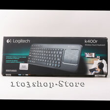 Logitech Wireless Touch Keyboard K400r with Built-in Multi-Touch Pad NEW IN BOX