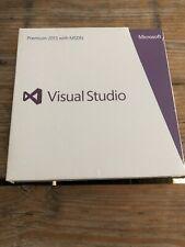 Visual Studio 2013 Premium, Vollversion, Win, DVD, Eng, mit MwSt Rechnung