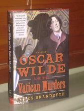 OSCAR WILDE & THE VATICAN MURDERS - Gyles Brandreth