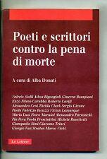POETI E SCRITTORI CONTRO LA PENA DI MORTE # Le Lettere 2001
