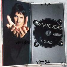 RENATO ZERO - IL DONO CD - Ed. Speciale Long Box SIGILLATO