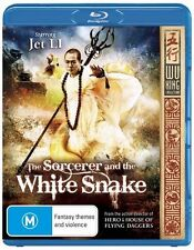 Sorcerer & The White Snake [Blu-ray]