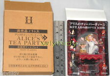 Alice Tea Party III Mini Figure - Horico    #1ok