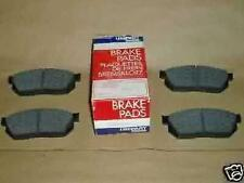 Front Brake Pad Honda Accord 1.6 Civic 1.3 1.4 CRX GT i 1.5 Prelude 1.8 83-91