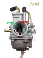 Carburetor Carb For ATV Polaris Predator 50 50cc Manual Choke 2004-2006