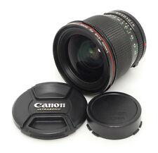Canon FD 24mm F1.4 L Lens