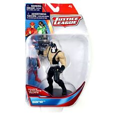 DC Comics Justice League Bane 4 Inch Figurine with Stand