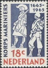 Netherlands 1965 Marine Corps//Soldiers/Army/Military/Uniforms 1v (n21310h)