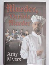 Amy Myers – MURDER, 'ORRIBLE MURDER (2006) –  Detective Short Stories